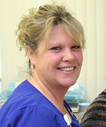 Audra Turner, Team Leader Patient Services RIAO