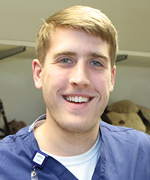 Benjamin Chartier, PA-C, Physician Assistant for Dr. Conway