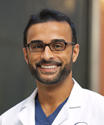Dr. Noman Siddiqui, Director of Podiatric Surgery at the International Center for Limb Lengthening and Chief of Podiatry at Northwest Hospital