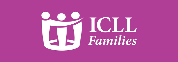 Logo for ICLL Families Facebook Group
