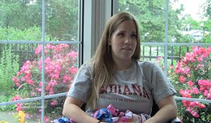 Karie shares her leg-straightening story