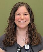 Sara Goggin, PT, DPT, Program Development Coordinator, RIAO Outpatient Rehabilitation