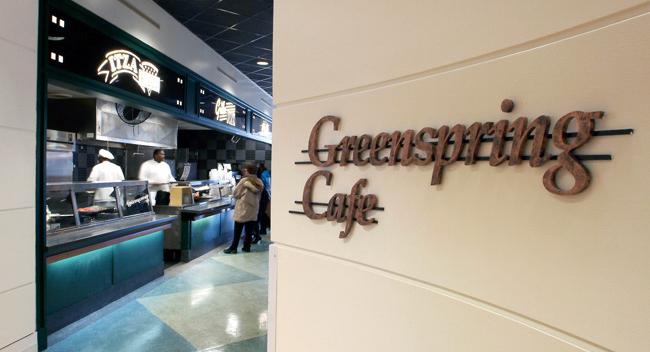 Greenspring Cafe at Sinai Hospital of Baltimore