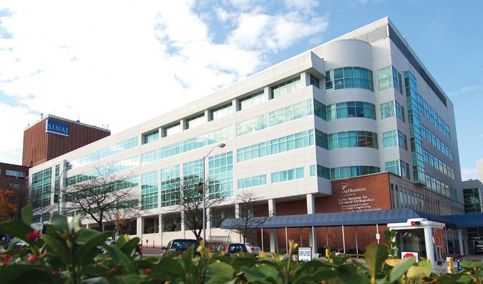 Schoeneman Building, International Center for Limb Lengthening, Rubin Institute for Advanced Orthopedics, Sinai Hospital of Baltimore