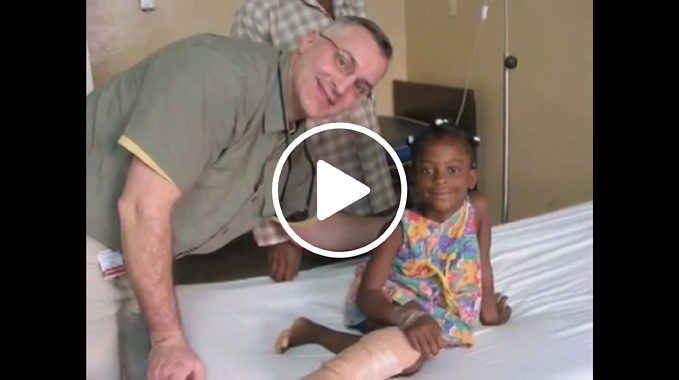 Dr. Shawn Standard discusses his experiences with international orthopedic medical missions