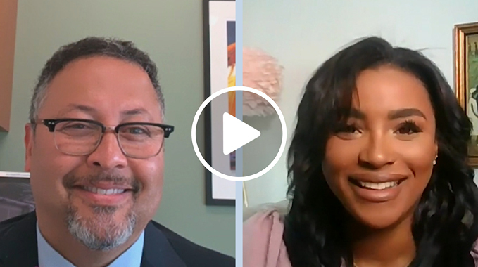 Dr. Ronald Delanois interviewed by WJZ-TV CBS Baltimore on what telemedicine is, what to expect from a visit, and how telemedicine helps to meet different patients' needs.