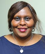 Joan Karim, International Development and Financial Manager