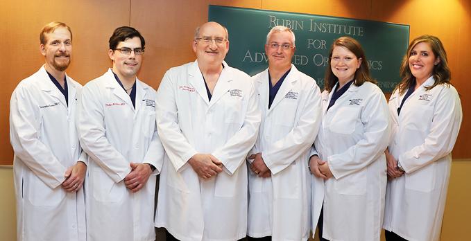 Pediatric Orthopedics Team at the International Center for Limb Lengthening