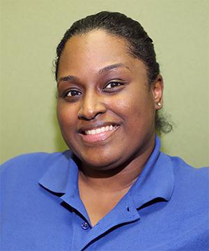 Tiesha Dyson, Admissions Coordinator